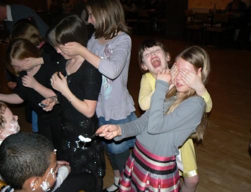 Wombourne Kids Presentation Night 4