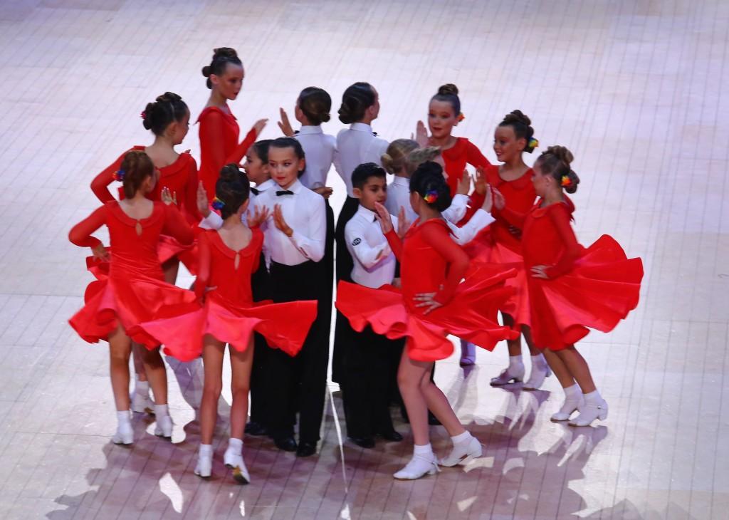 Salsa Dance Classes Bilston